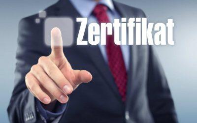 Lean Six Sigma – Zertifizierung